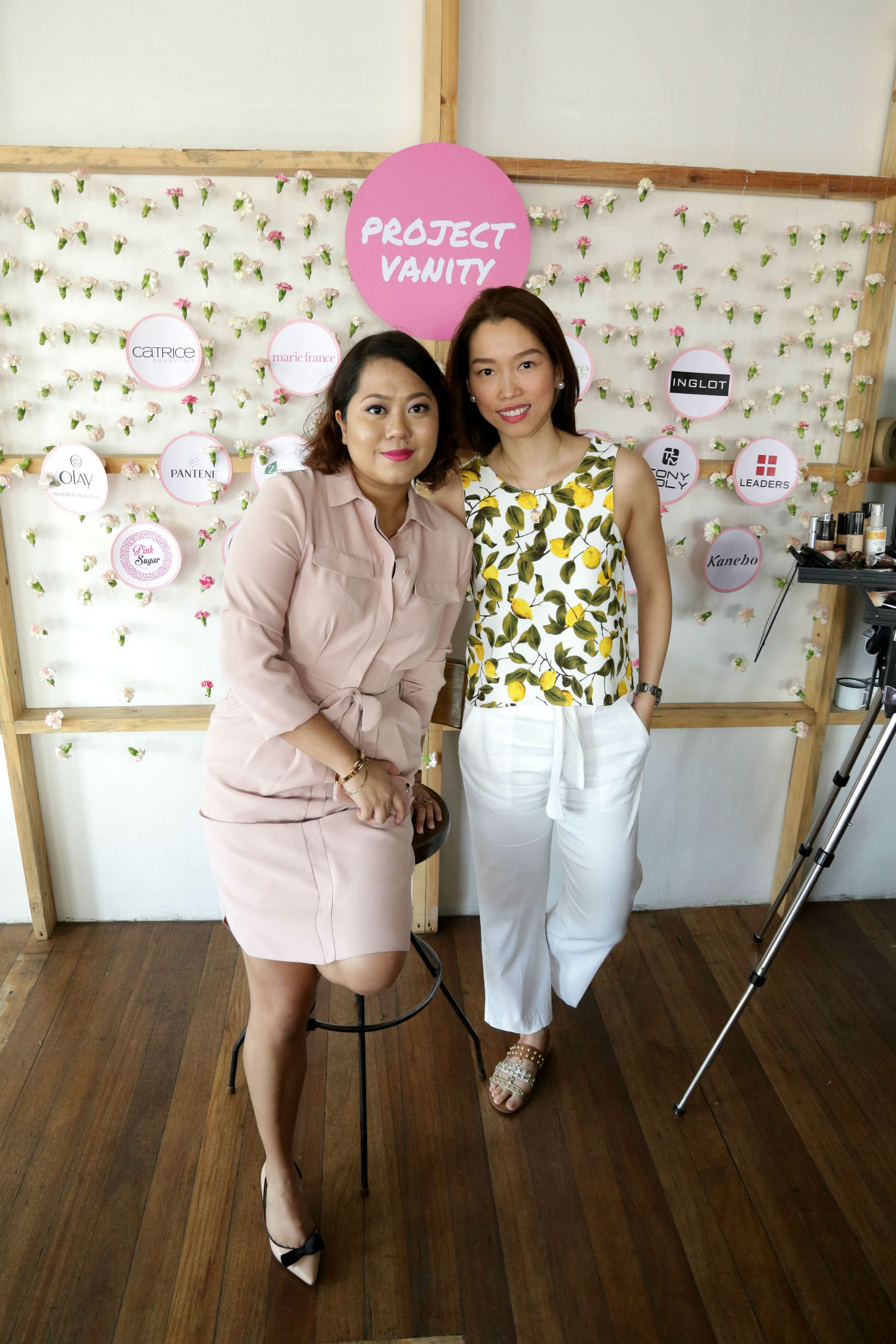 with Cheryl Tan Chua (Beautybox Corp.)