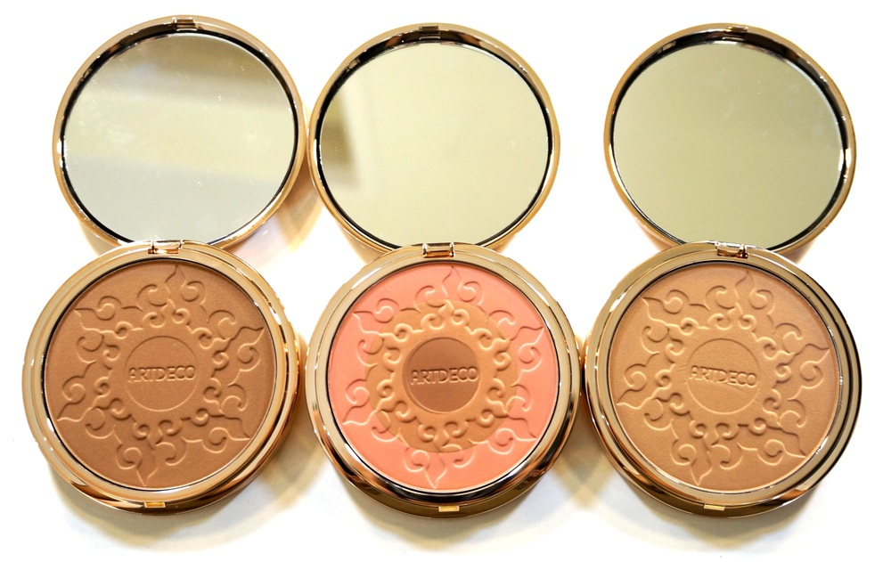 Artdeco makes such beautiful matte bronzers!  Check out our review .