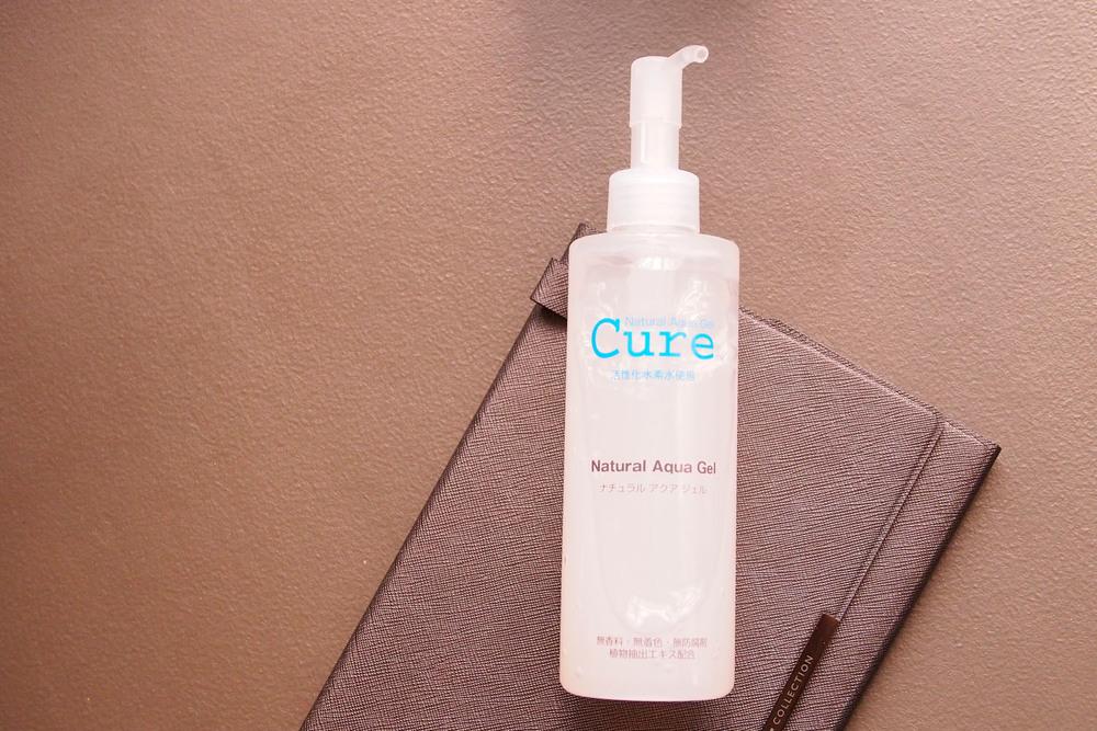 Try: Cure Natural Aqua Gel
