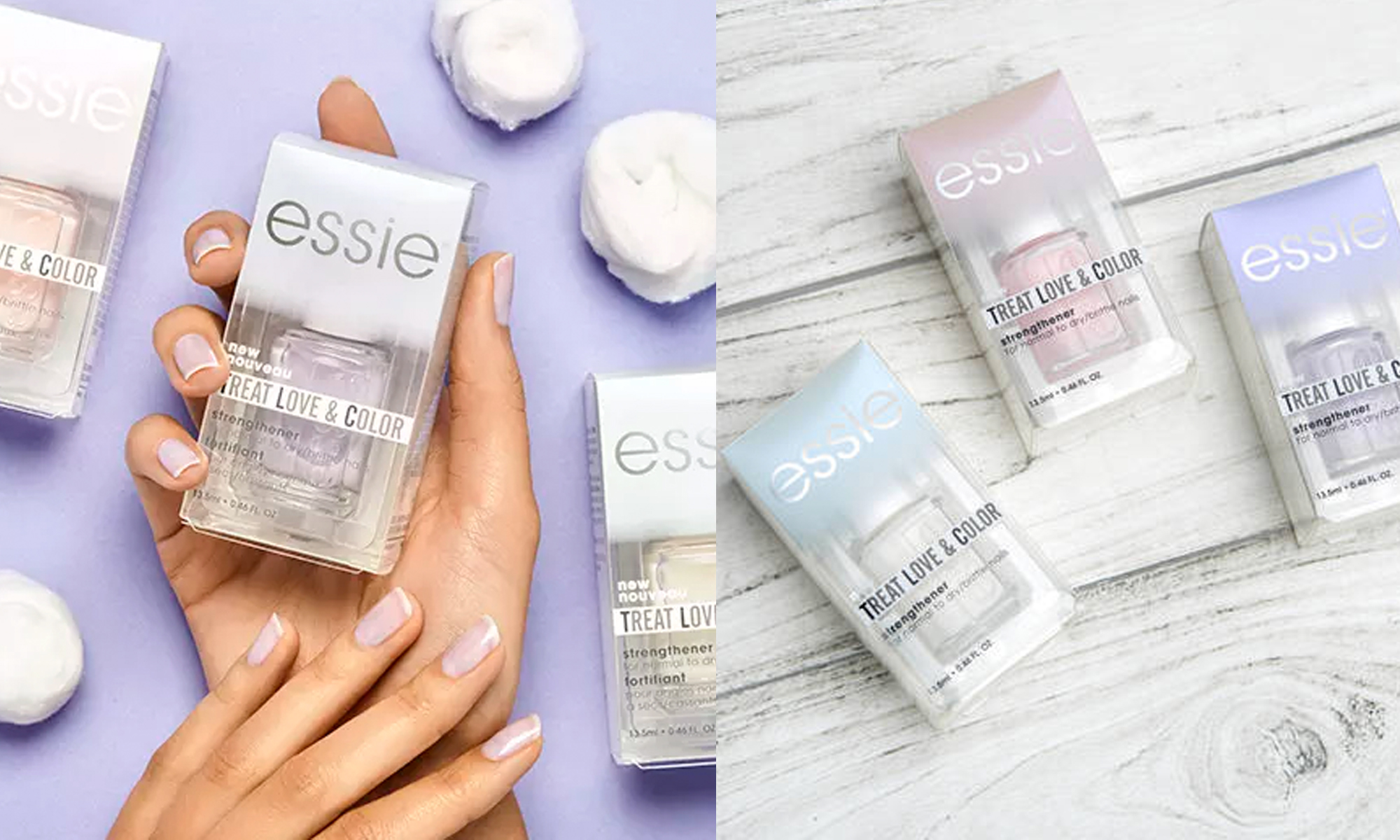 Images via Target and Essie