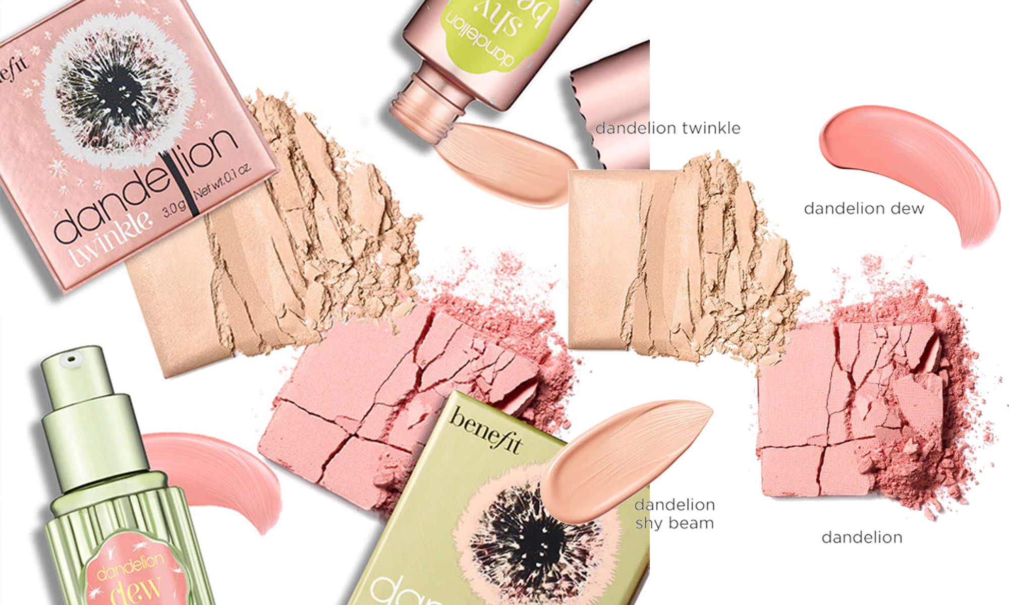 Images via Benefit Cosmetics