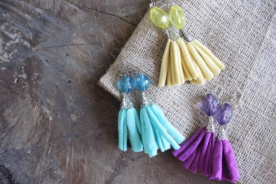 Earrings from Simone's Closet