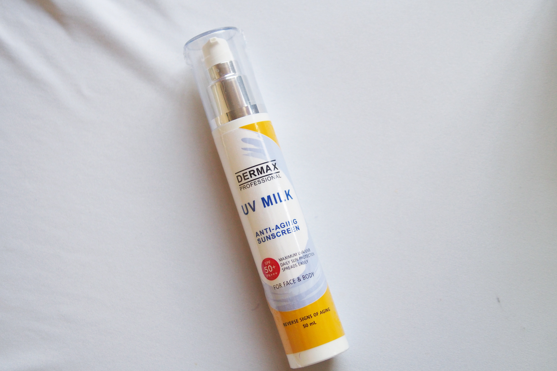 Dermax UV Milk Anti-Aging Sunscreen (P720)