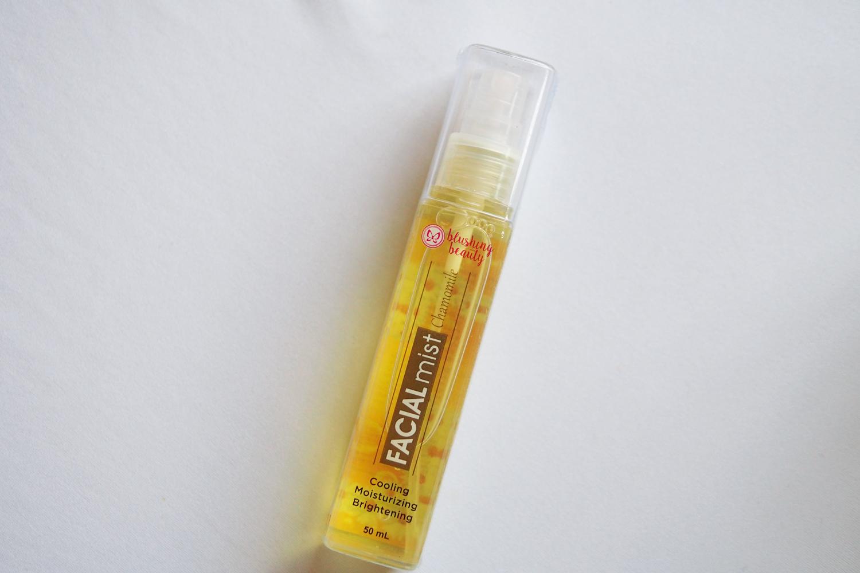 Blushing Beauty Facial Mist Chamomile (P450)