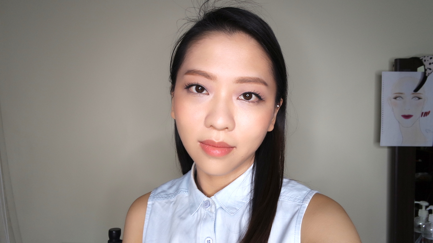 Sheer (Bloom Lip Tint in  Stain )