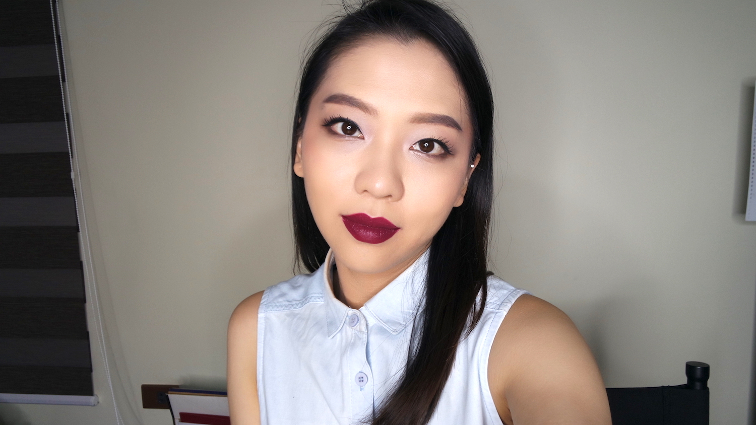 Matte (Bobbi Brown Creamy Matte Lip Color in  Crushed Plum )