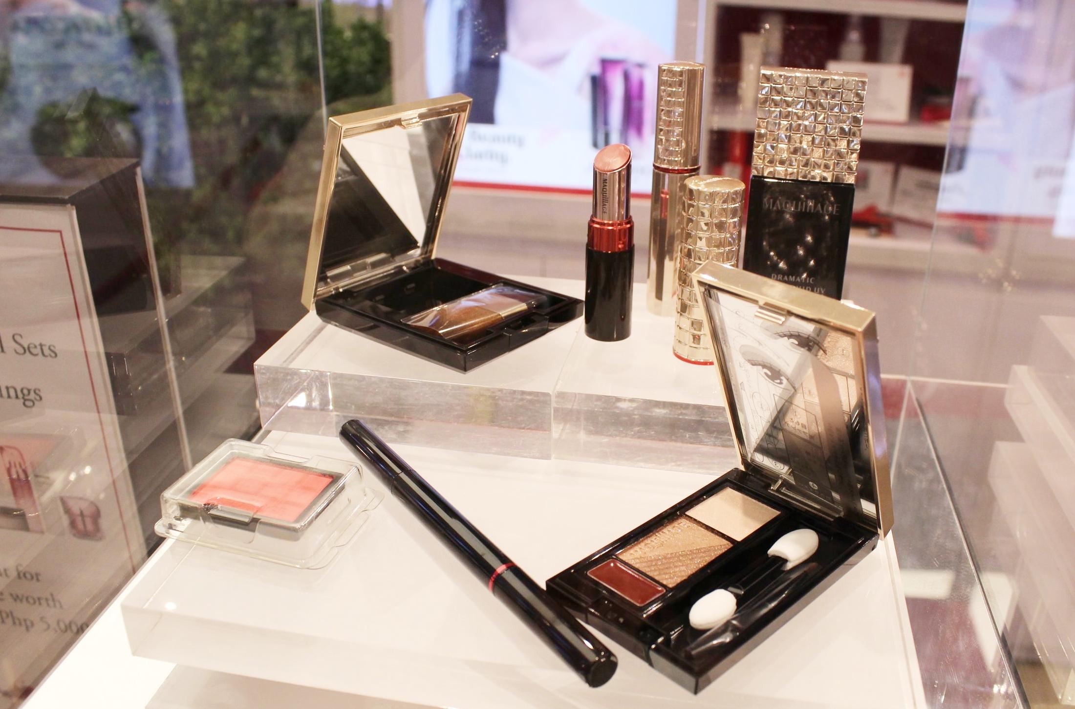 Maquillage_Shisedo display.jpg