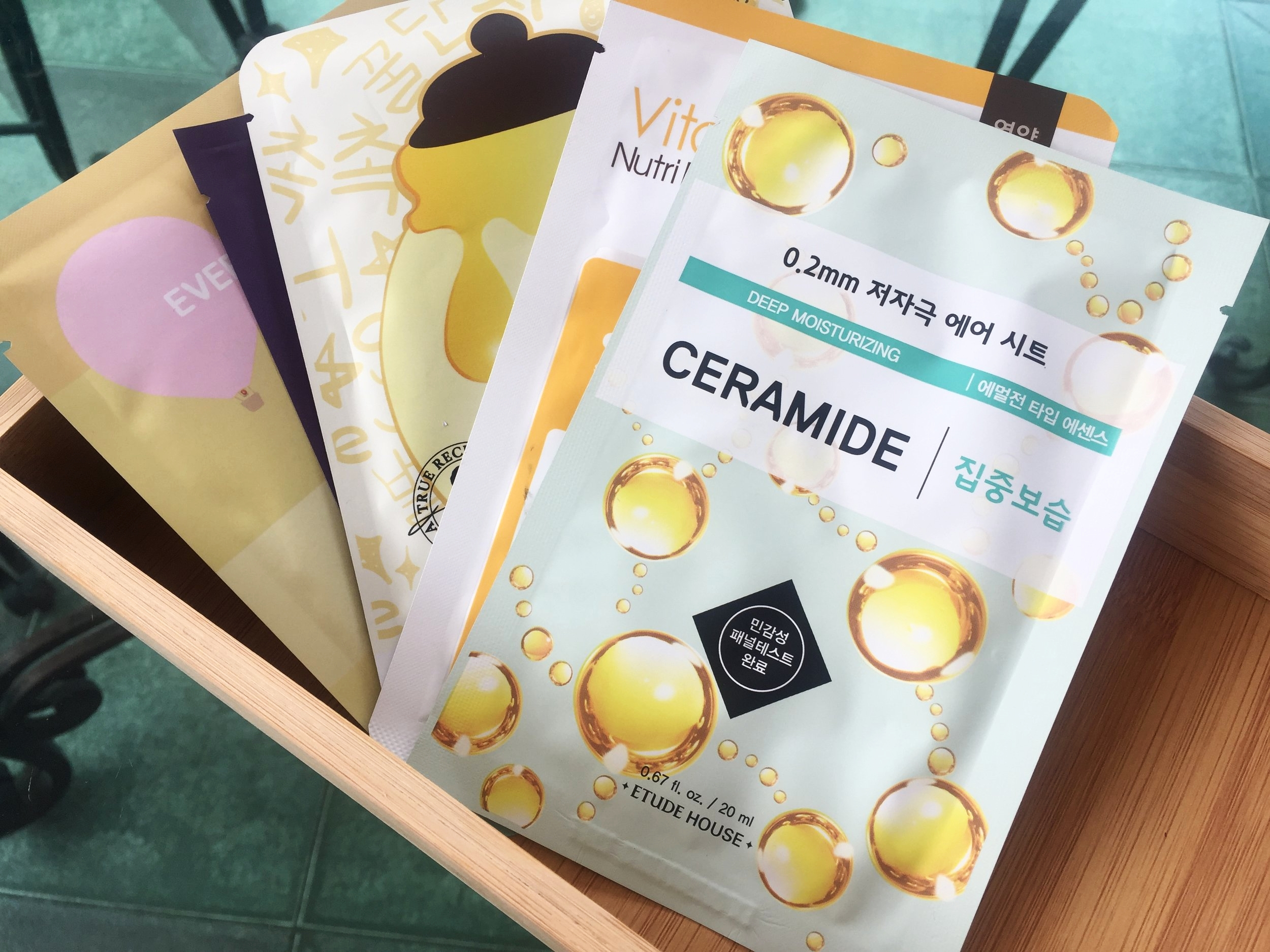 Ceramides can be used in almost any part of your skincare routine, whether as a moisturizer, a serum, or even as a sheet mask!