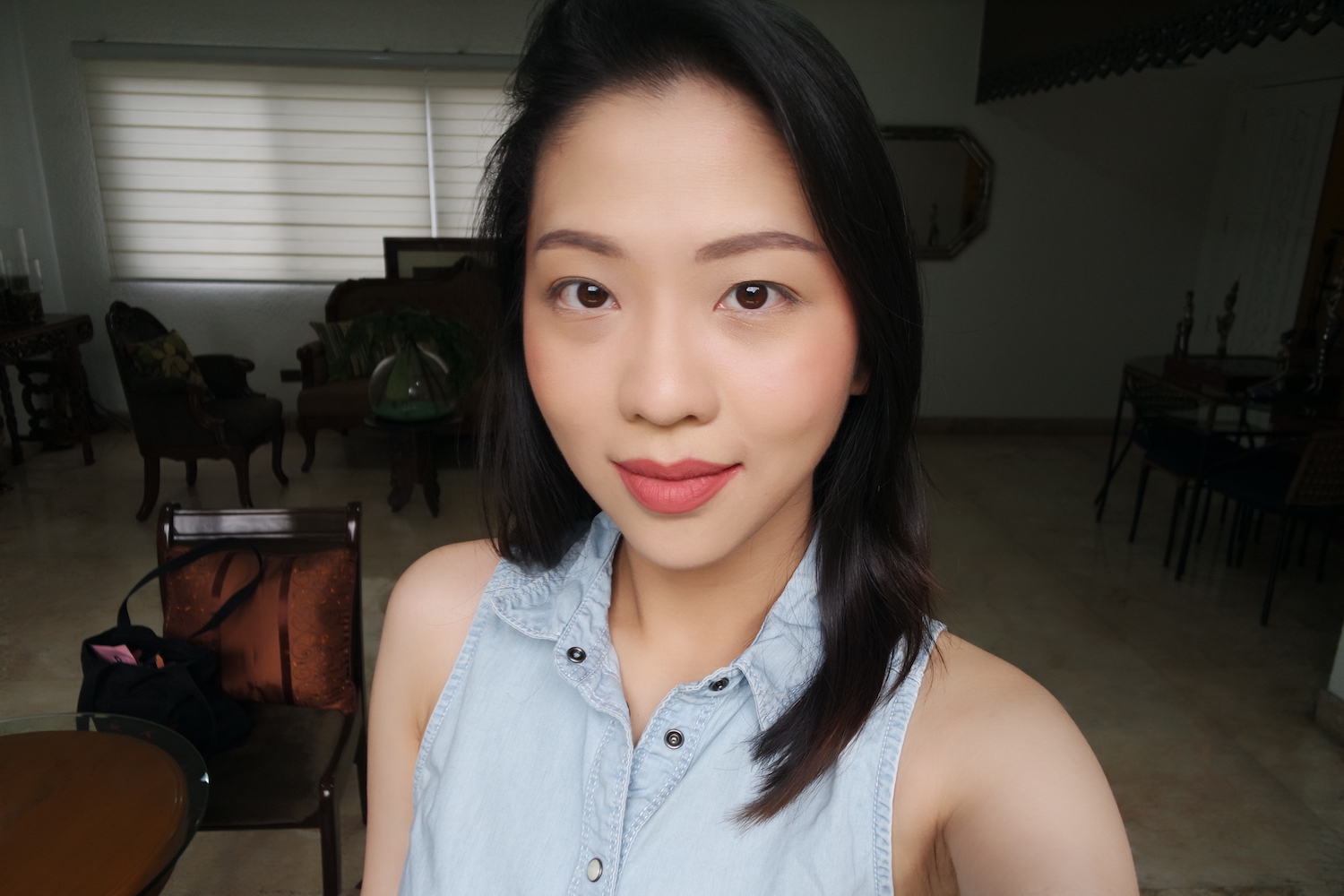 FOTD in Long-Lasting Liquid Matte Lipstick in Sophisticated