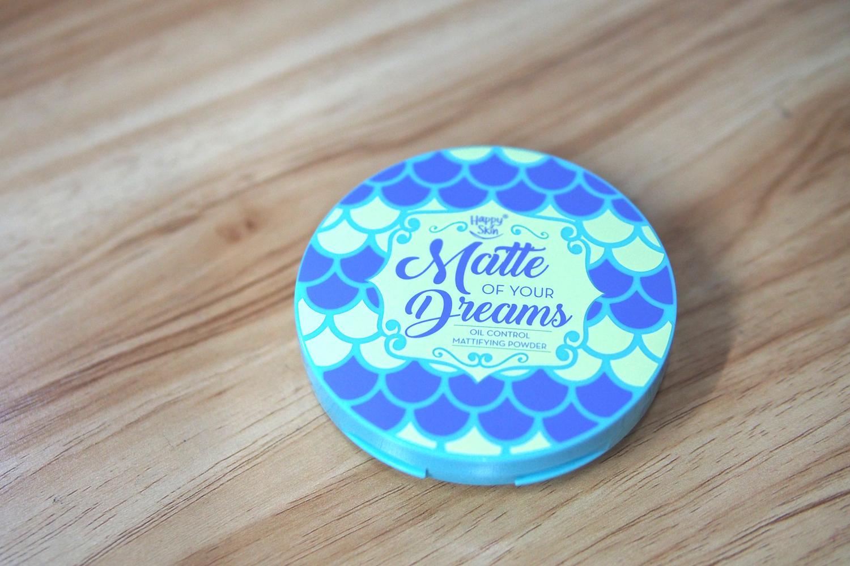 Happy Skin Matte Of Your Dreams Oil Control Mattifying Powder In Translucent (White) (P1,299)