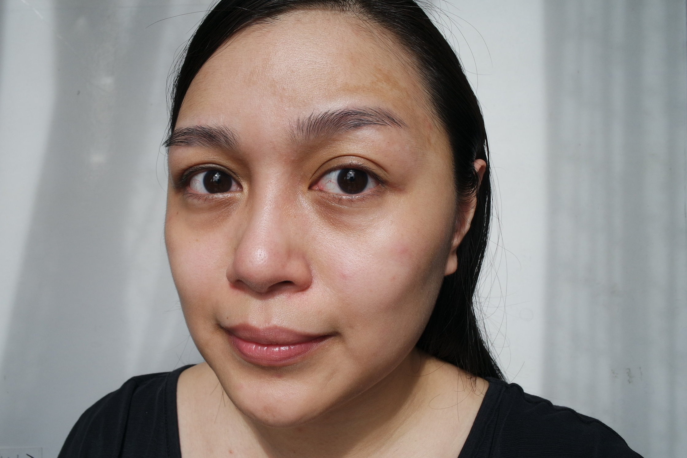 The primer actually feels moisturizing enough to use without a separate moisturizer. My skin looks so much smoother, too.