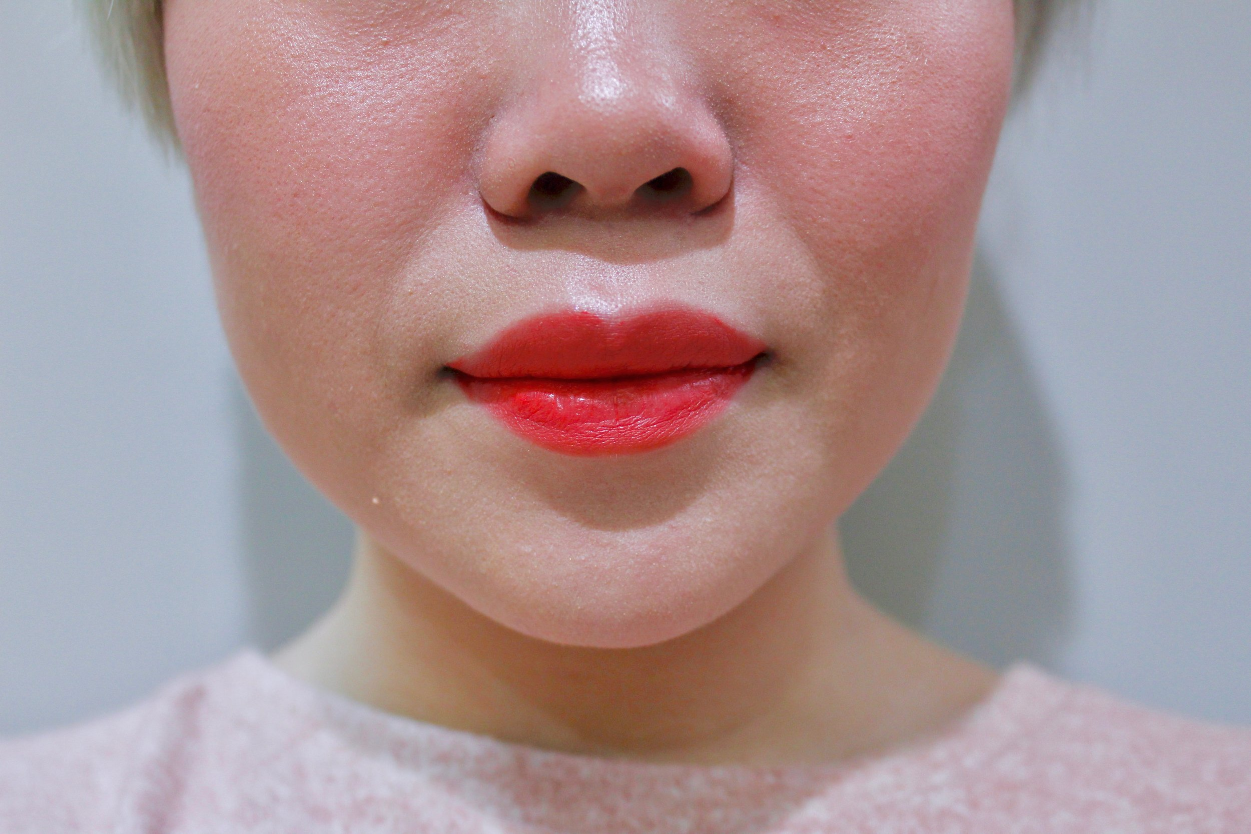 without BB cream