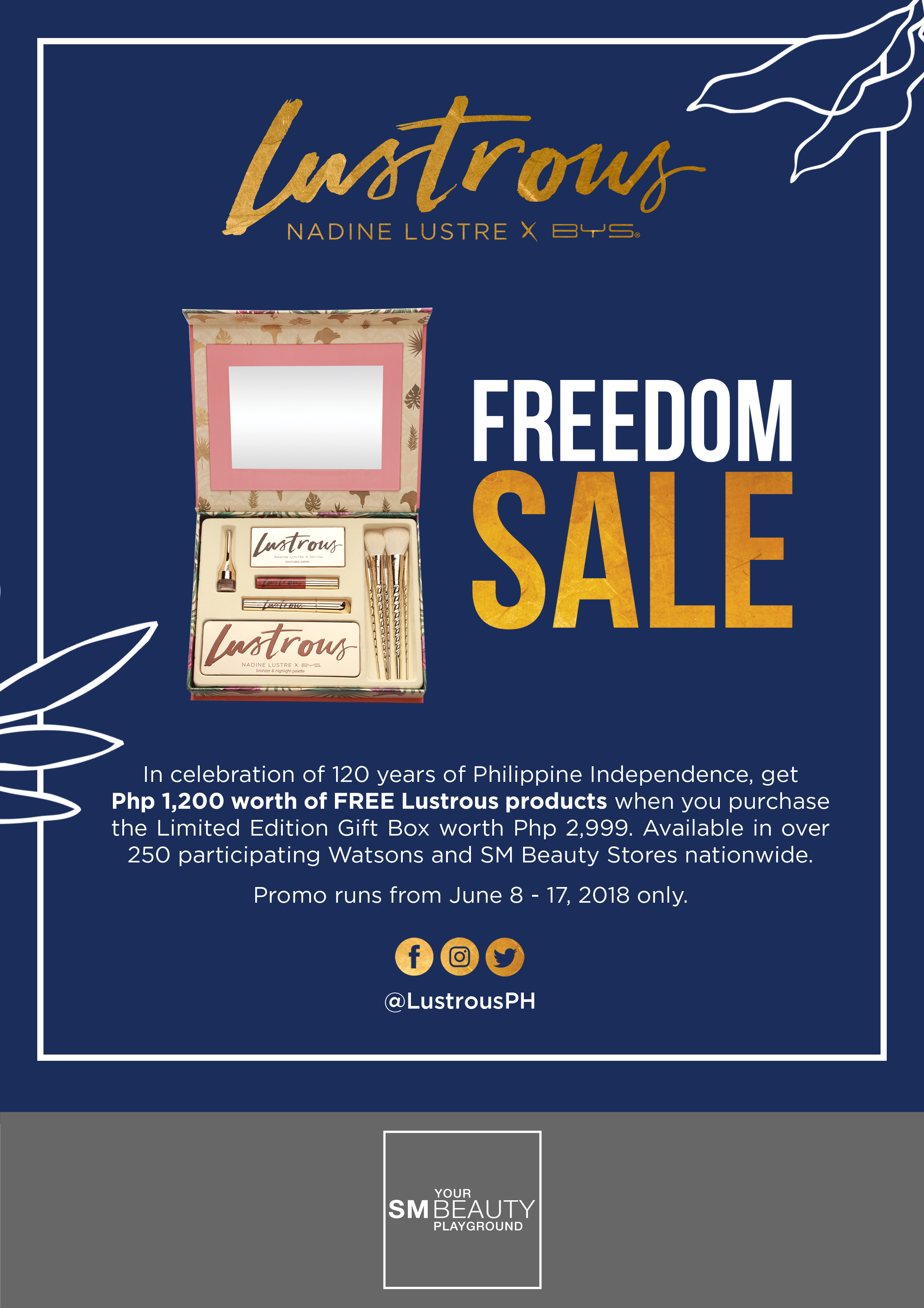 Freedom Sale A4 Poster.jpg