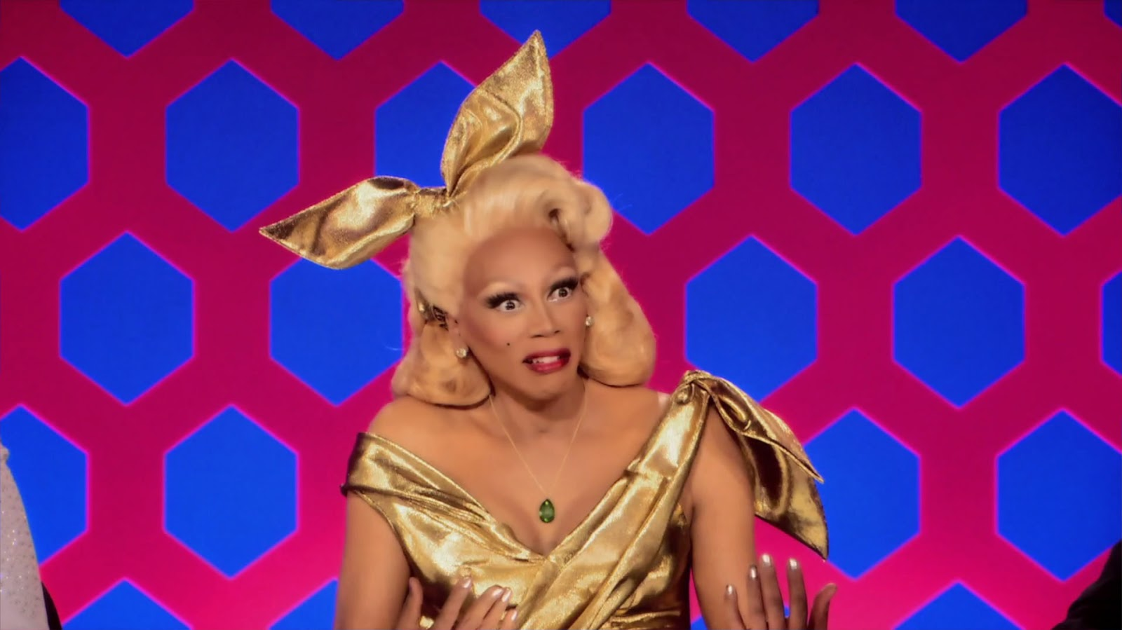 RuPaul (and a  lot  of other face queens),  RuPaul's Drag Race  (2009-present)