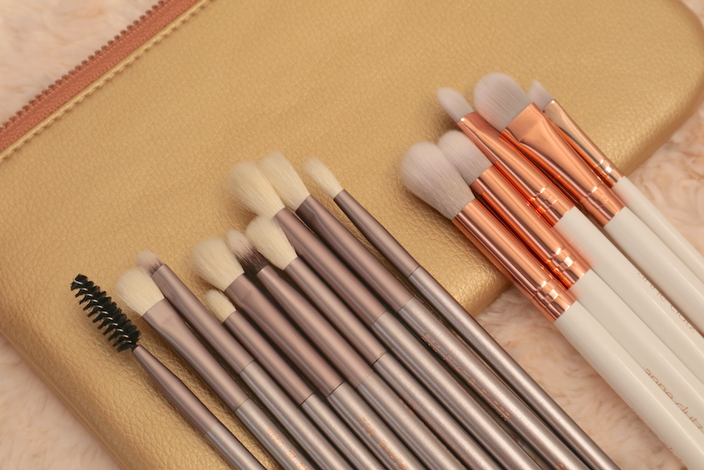 Anne Clutz Eye Essentials Set and Eye Brushes from the Ultimate Beginner Set