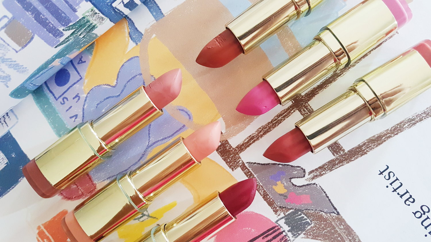 Milani Color Statement Lipsticks from Lannel Boutique