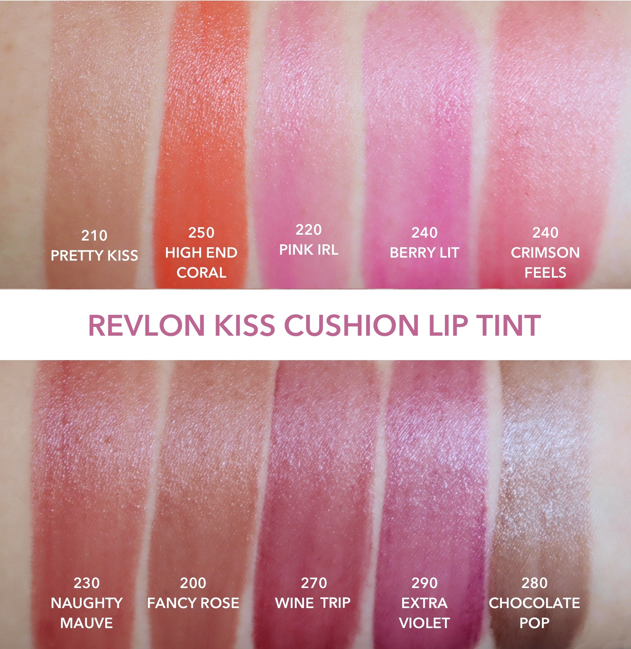 Why Revlon S New Cushion Lip Tint Is My Favorite Everyday Color