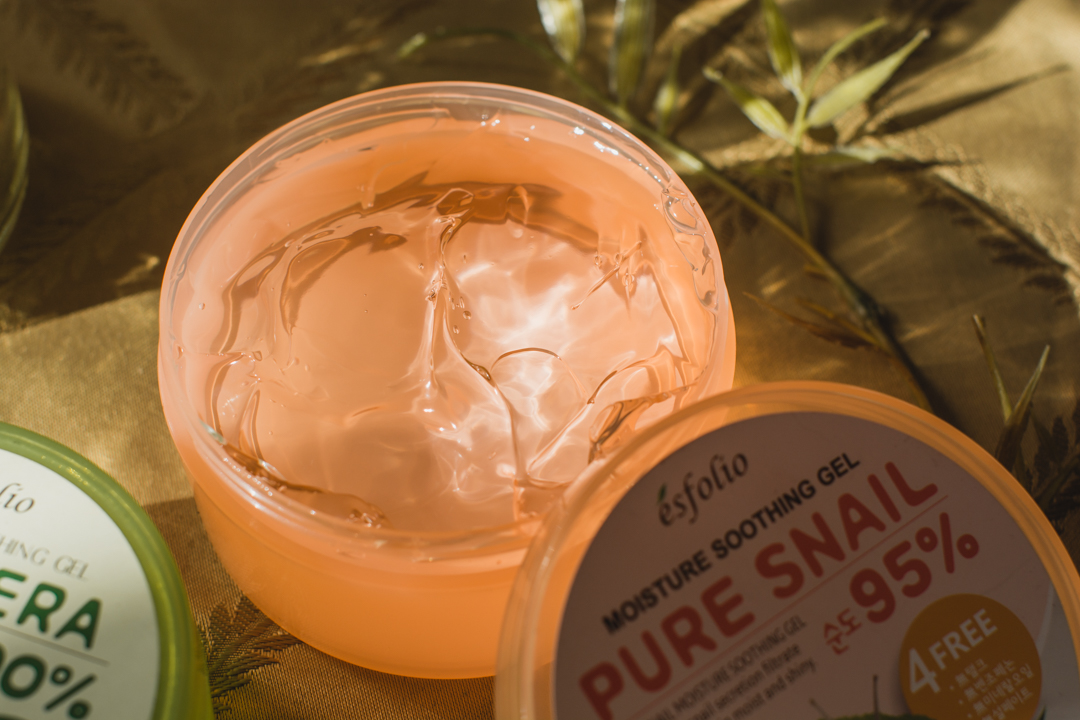 Pure Snail Moisture Soothing Gel 95% (P349 for 300ml)