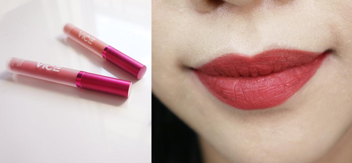 Vice Cosmetics Phenomenal Velvet Liquid Lipstick in  Vulevu