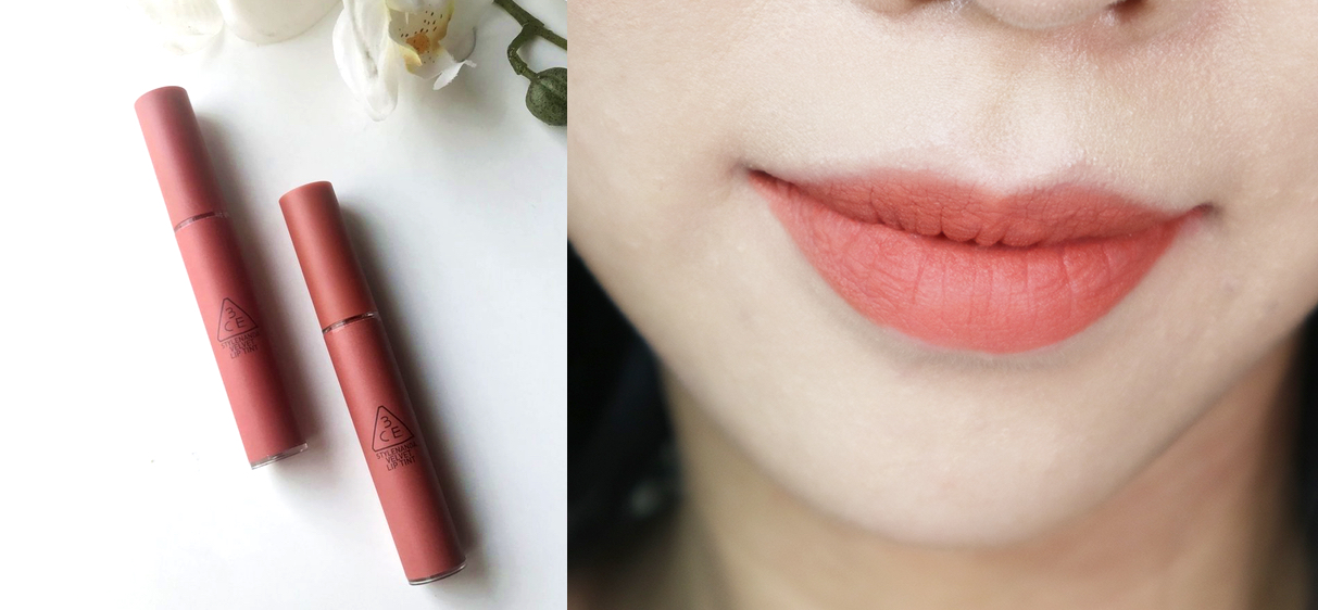 3CE Stylenanda Velvet Lip Tint in  #Going Right