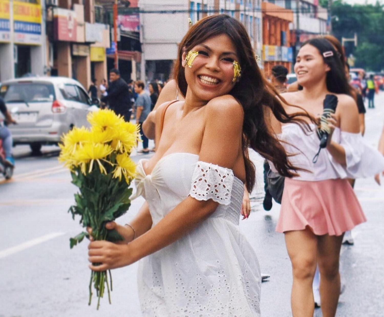 Gigi at Manila Pride