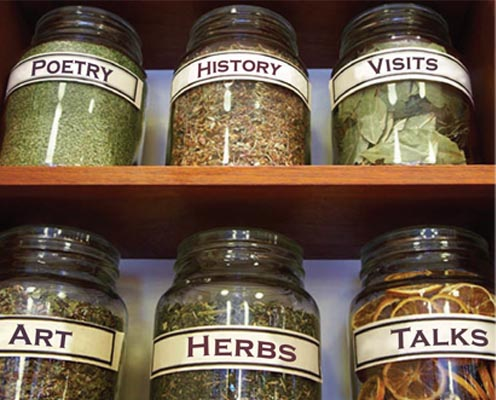The Roots community heritage project. Working with volunteers from the local community, the project  tells the story of Walworth Road based  G. Baldwin & Co ,  one of the oldest and most established herbalists in London, and the  many customers who have frequented the shop over its long history.