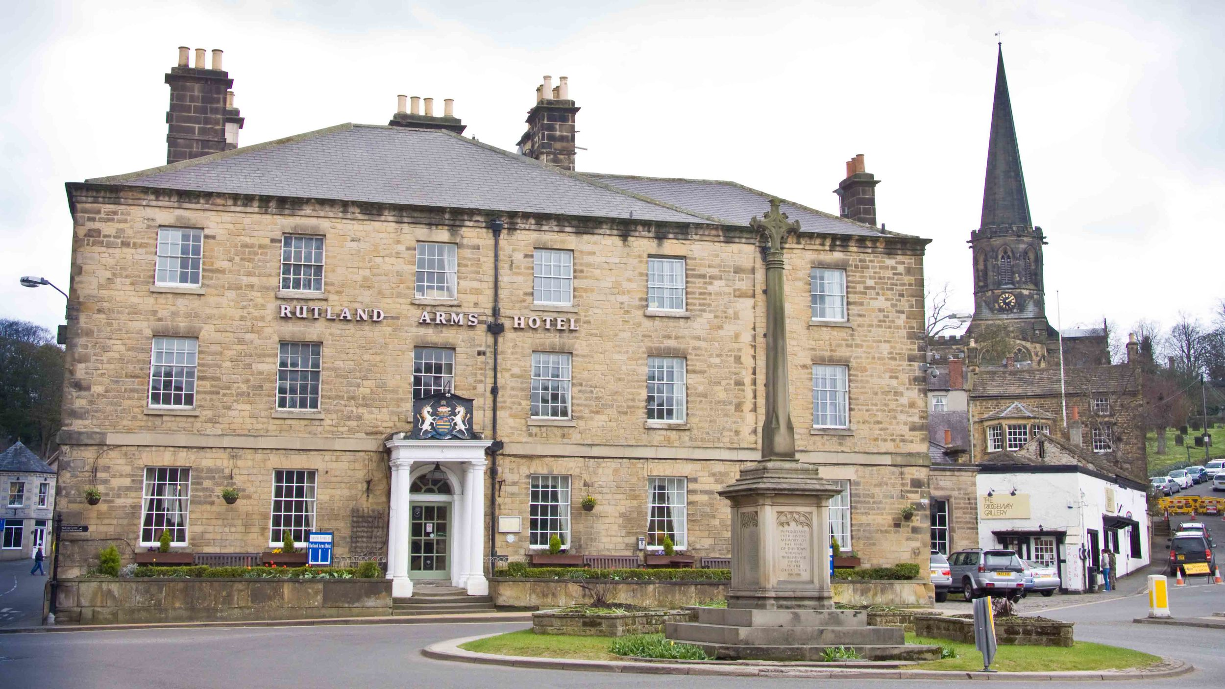 The Rutland Arms Hotel, Bakewell