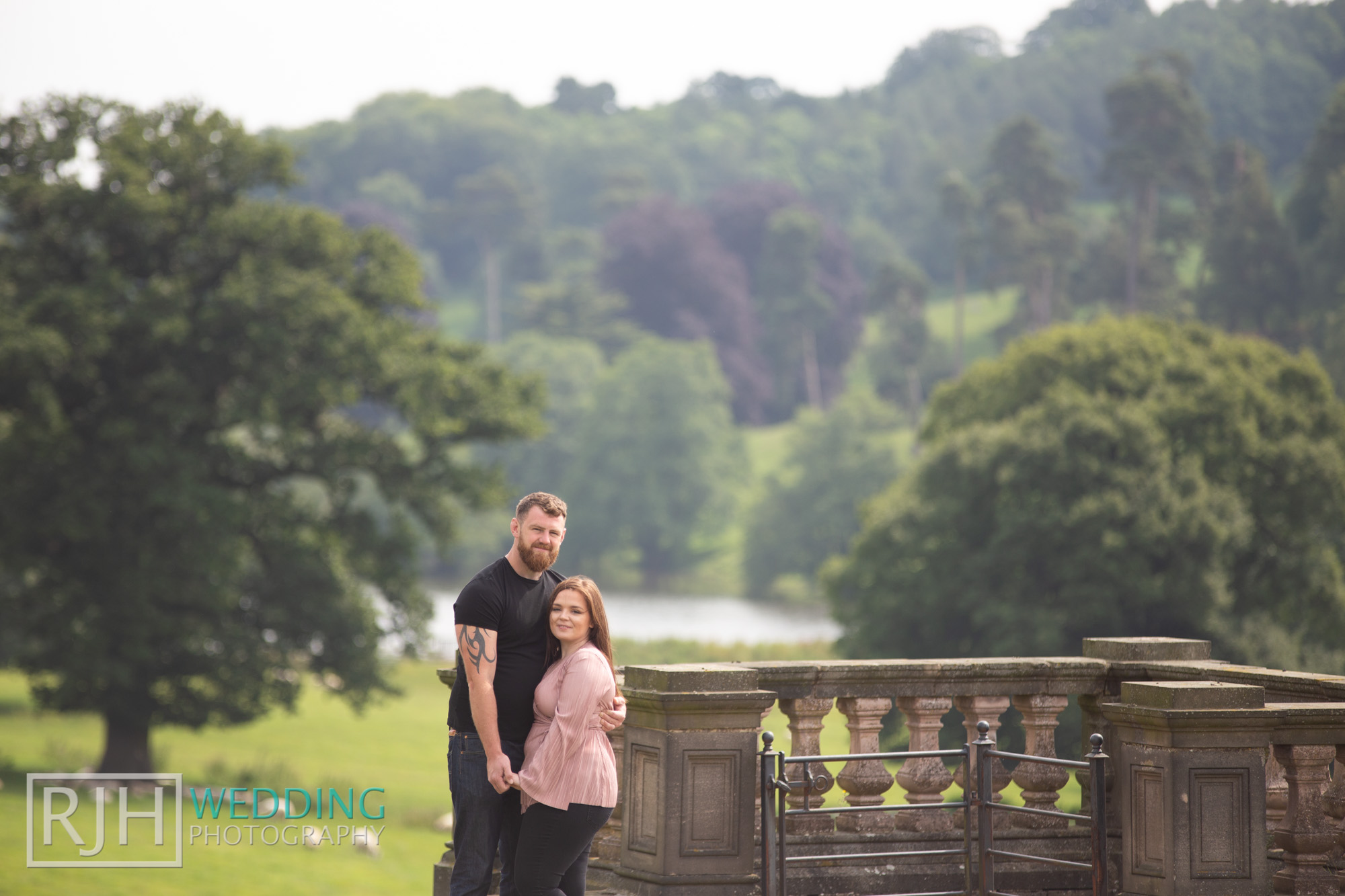 Osmaston Park Wedding Photographer - Jodie & Oli_020_IMG_7539.jpg
