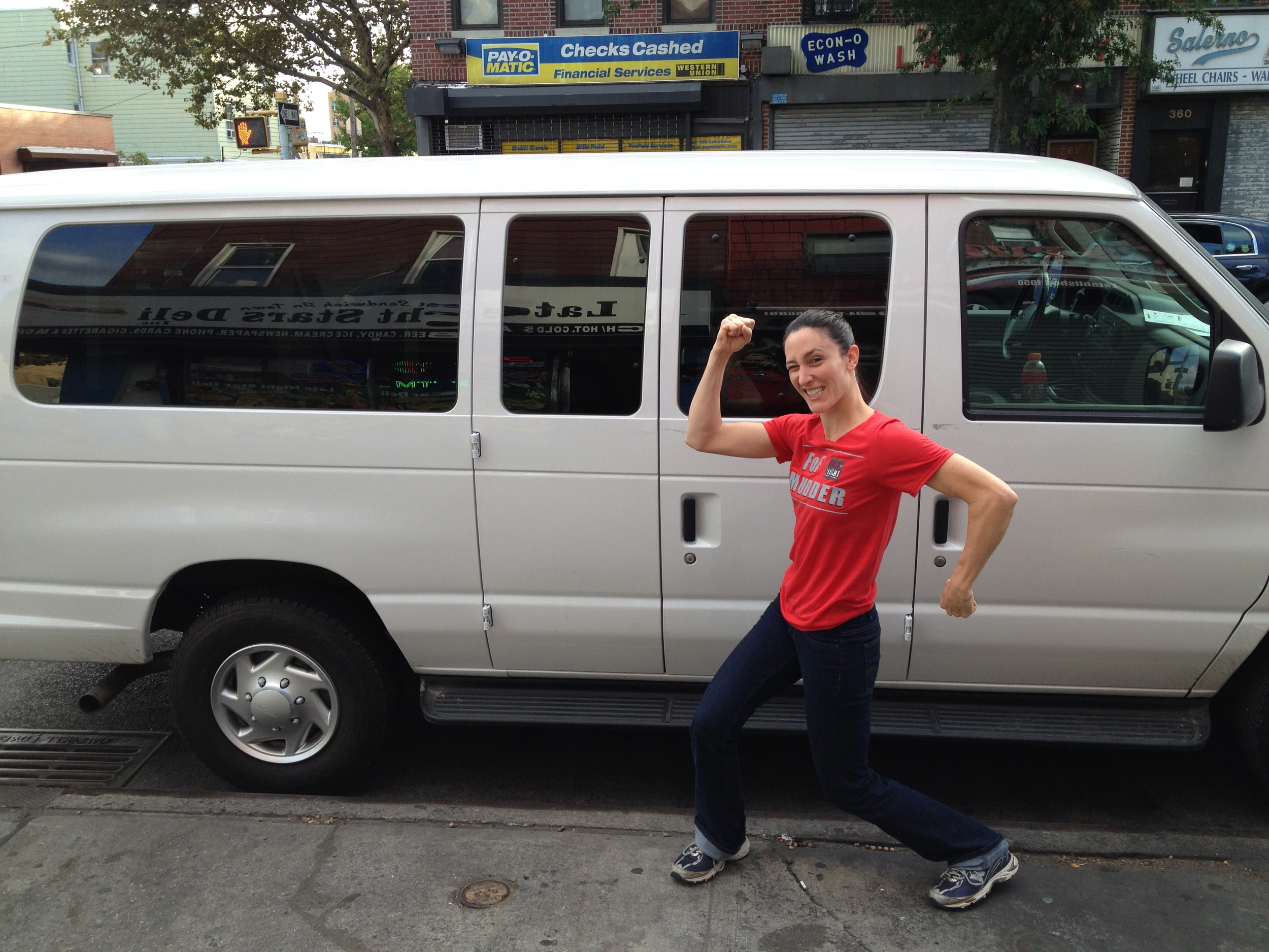 Our Chariot!