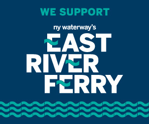 You support Us? We Support the East River Ferry!