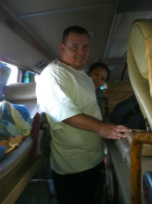 Bus Ride to Central Vietnam