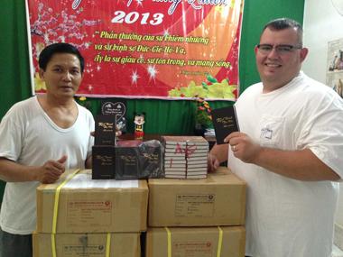 Christmas Outreach heading to Central Vietnam