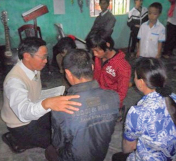 Ministering to House Churches in Central Vietnam
