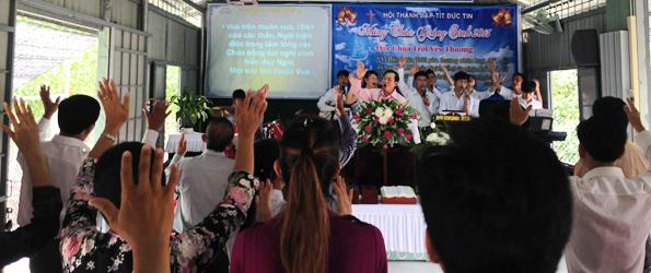 The Holy Spirit at work in Vietnam