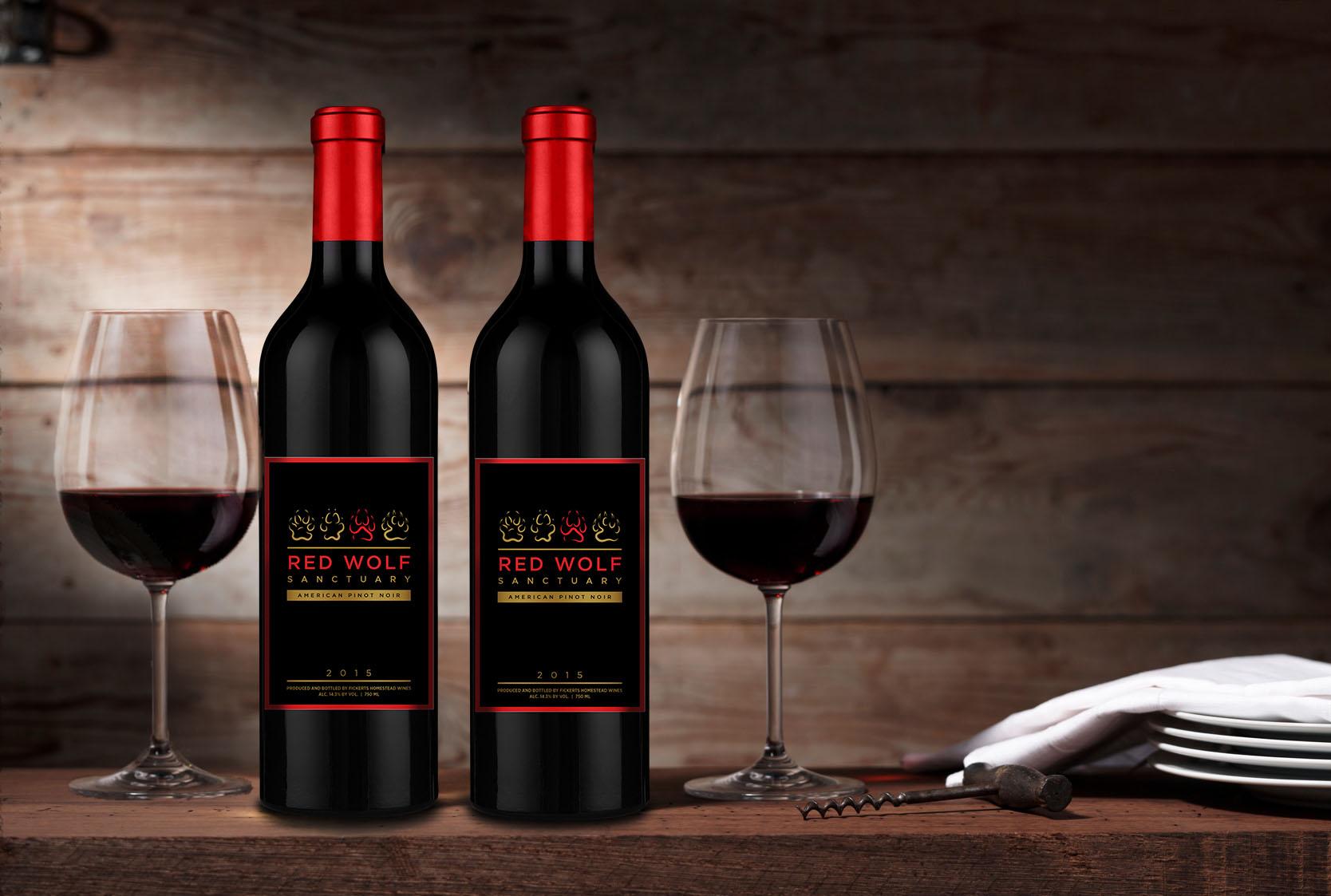 Red Wolf Wine