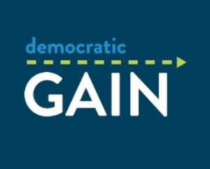 Democratic Gain