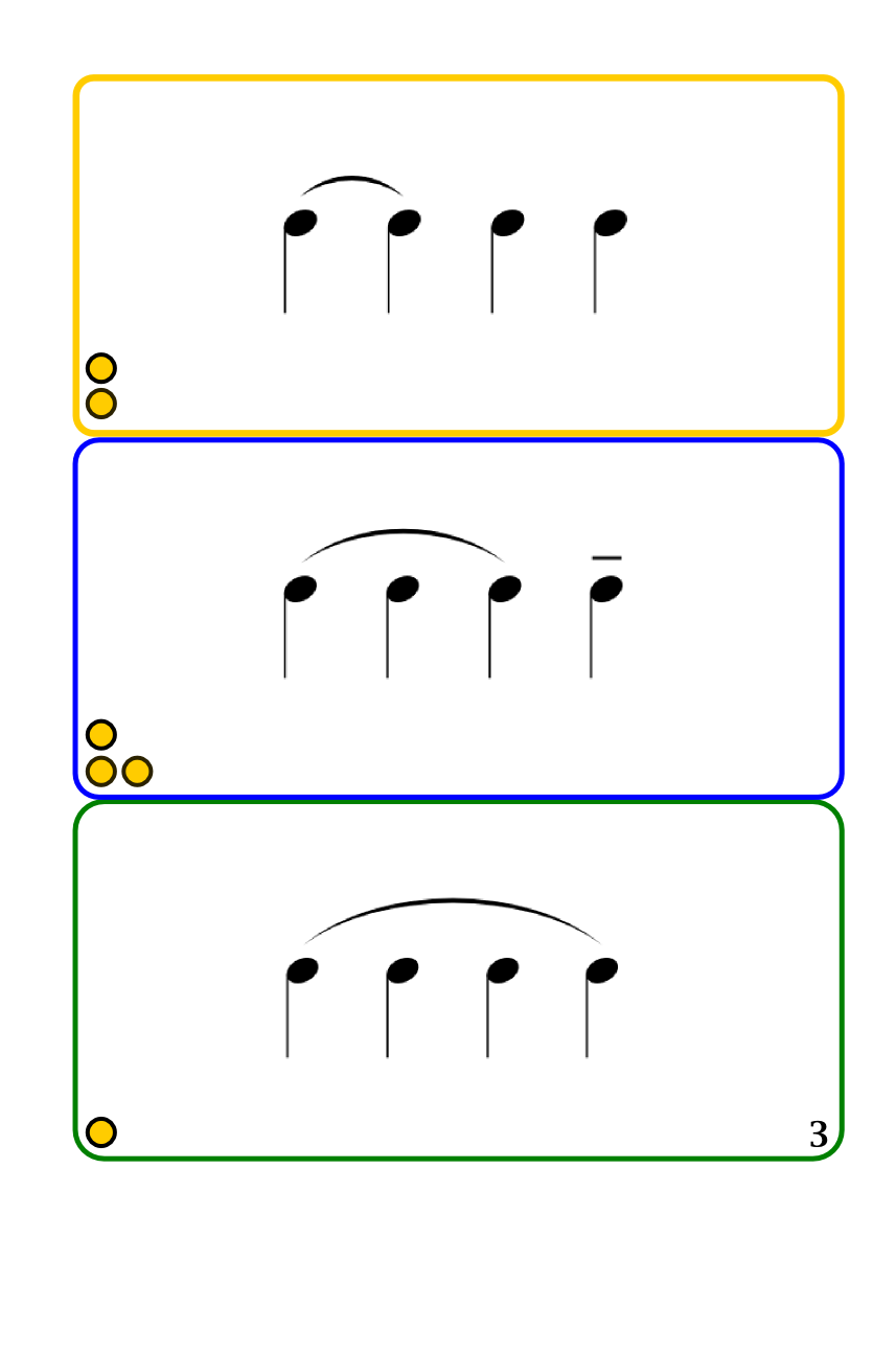 Variation Card