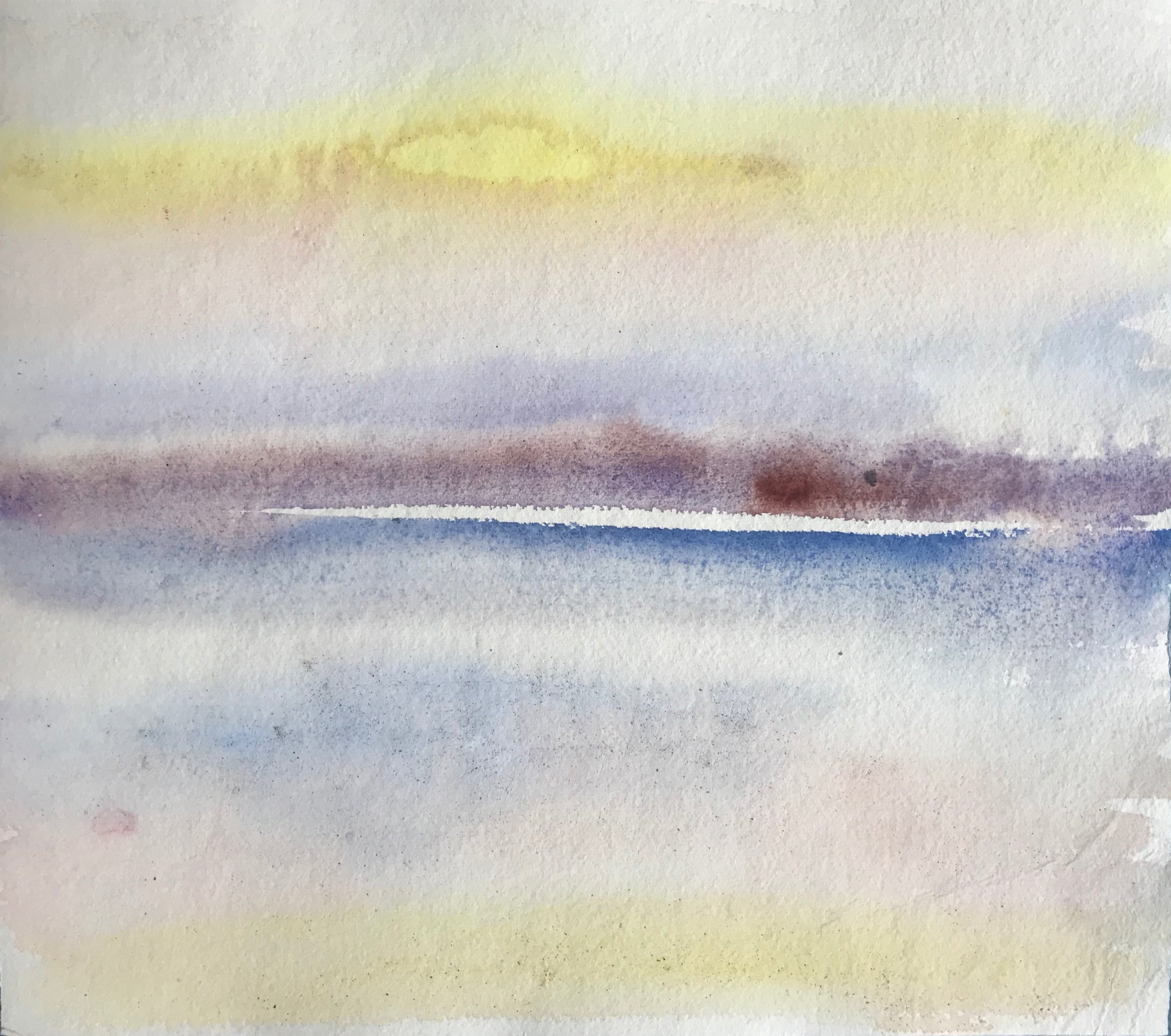 Sunrise study 4 (Ganges),30x34cm.jpeg