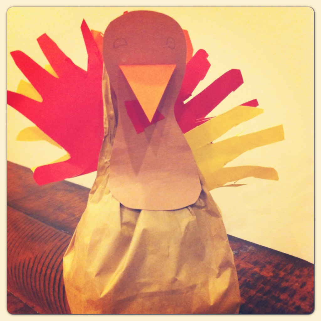 Bag Turkey