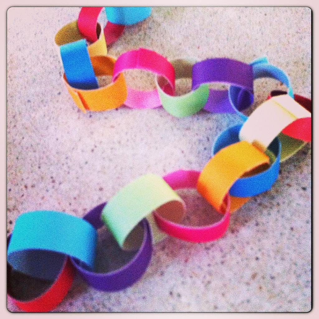 Mini-paper Chain