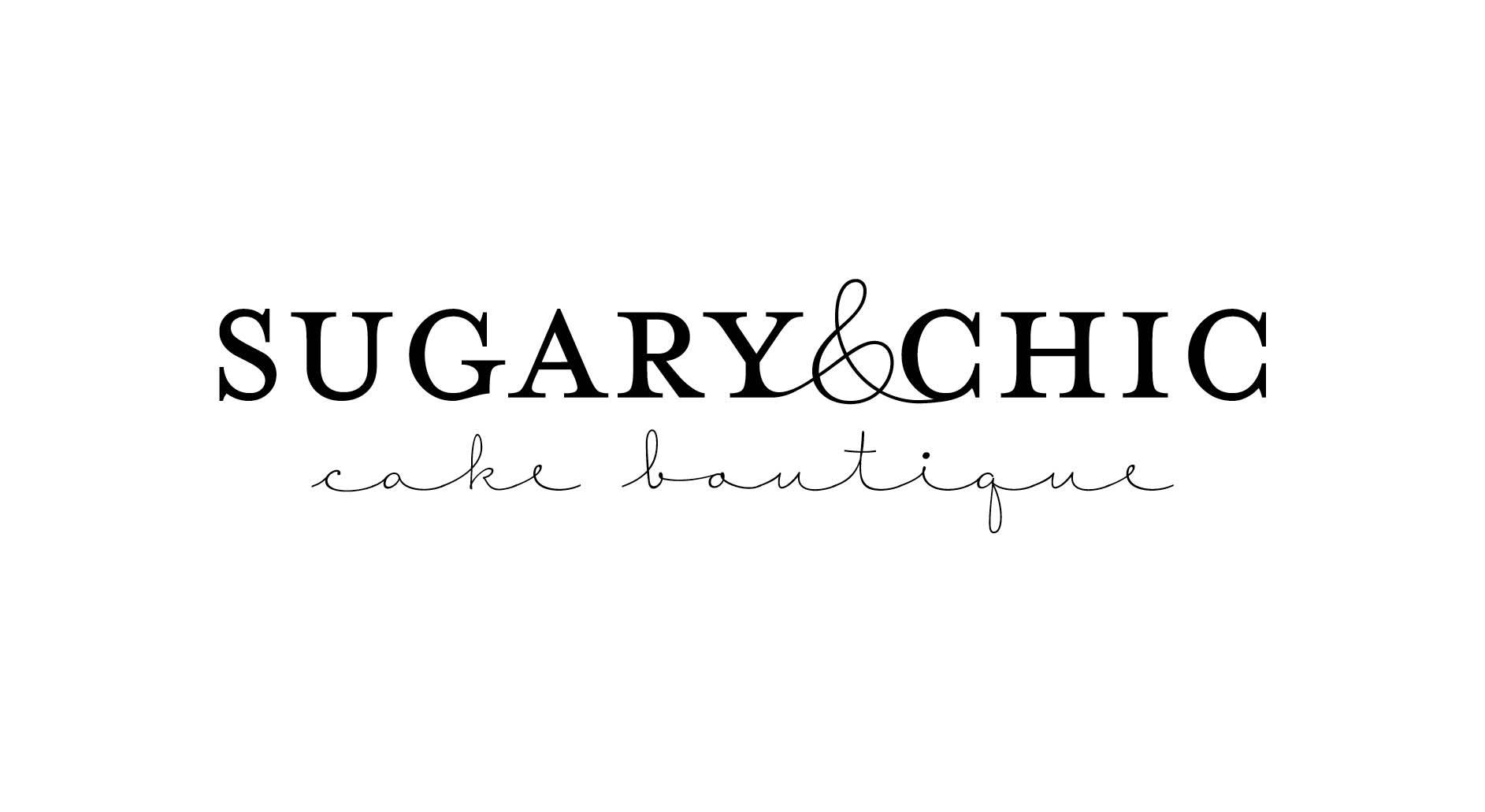 Sugary & Chic Logo Redesign