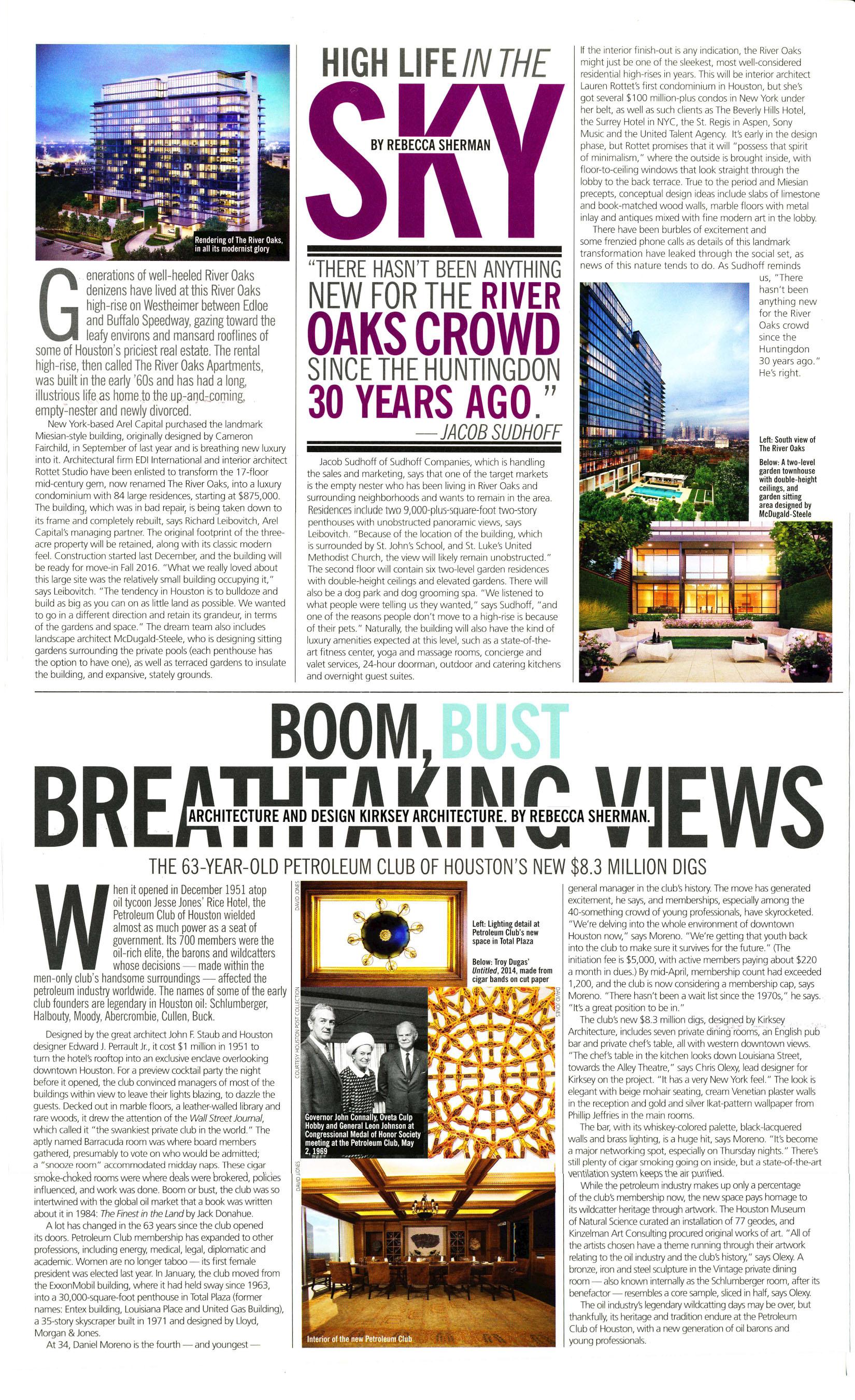 PaperCity Magazine Houston May 2015 p38