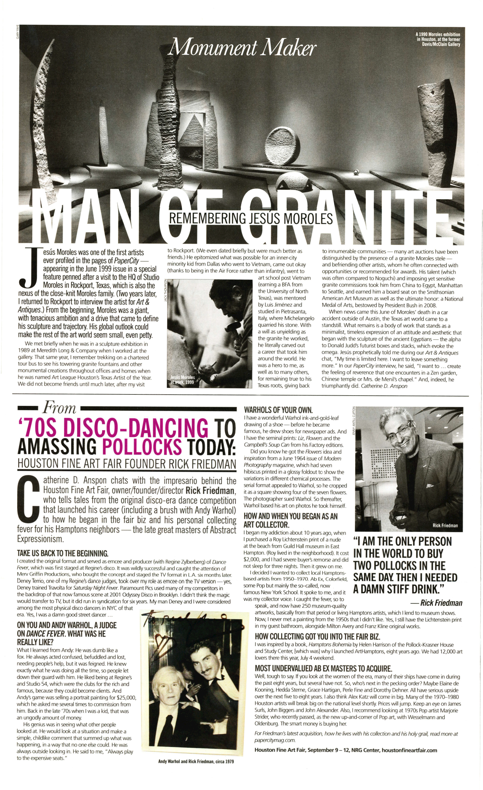 PaperCity Magazine Houston August 2015 p26