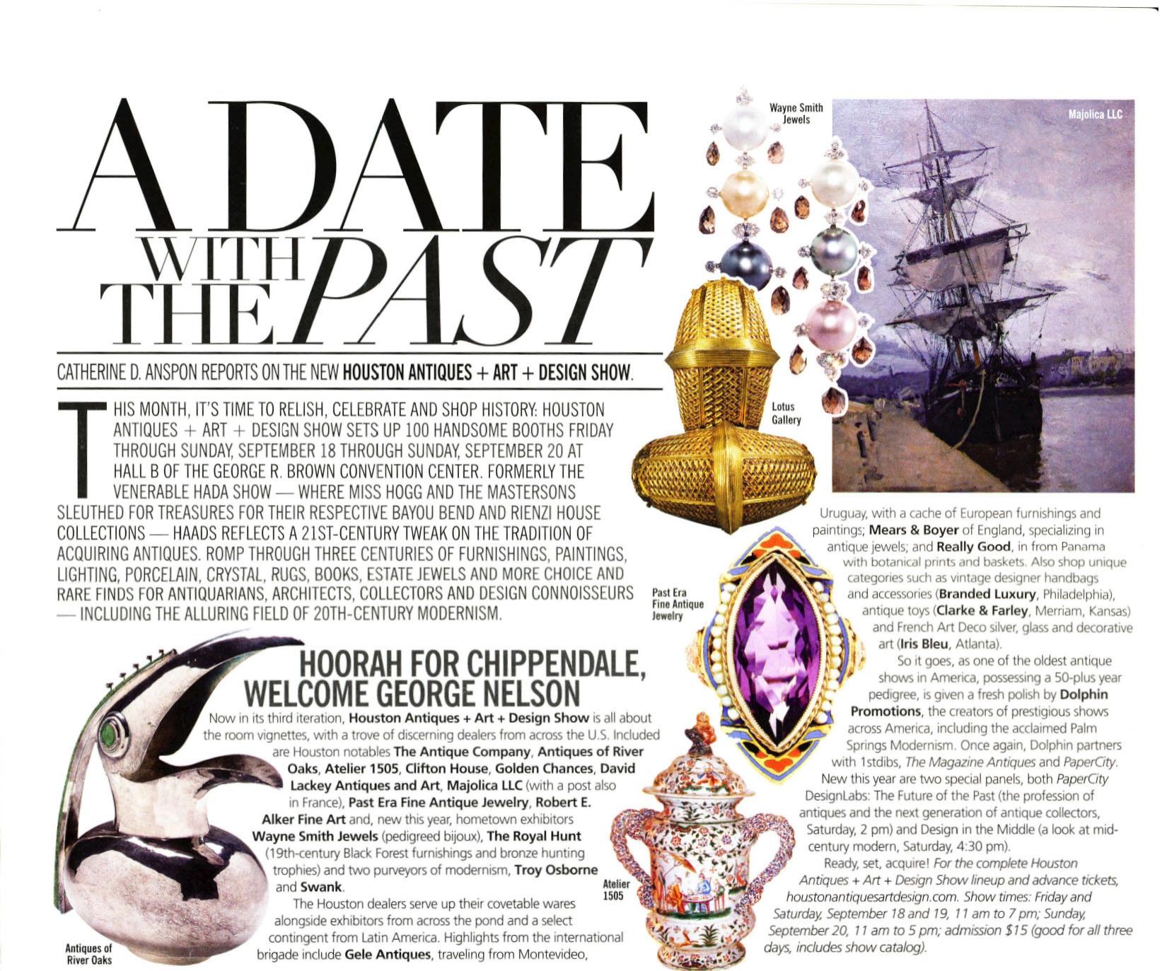 PaperCity Magazine Houston September 2015 p78