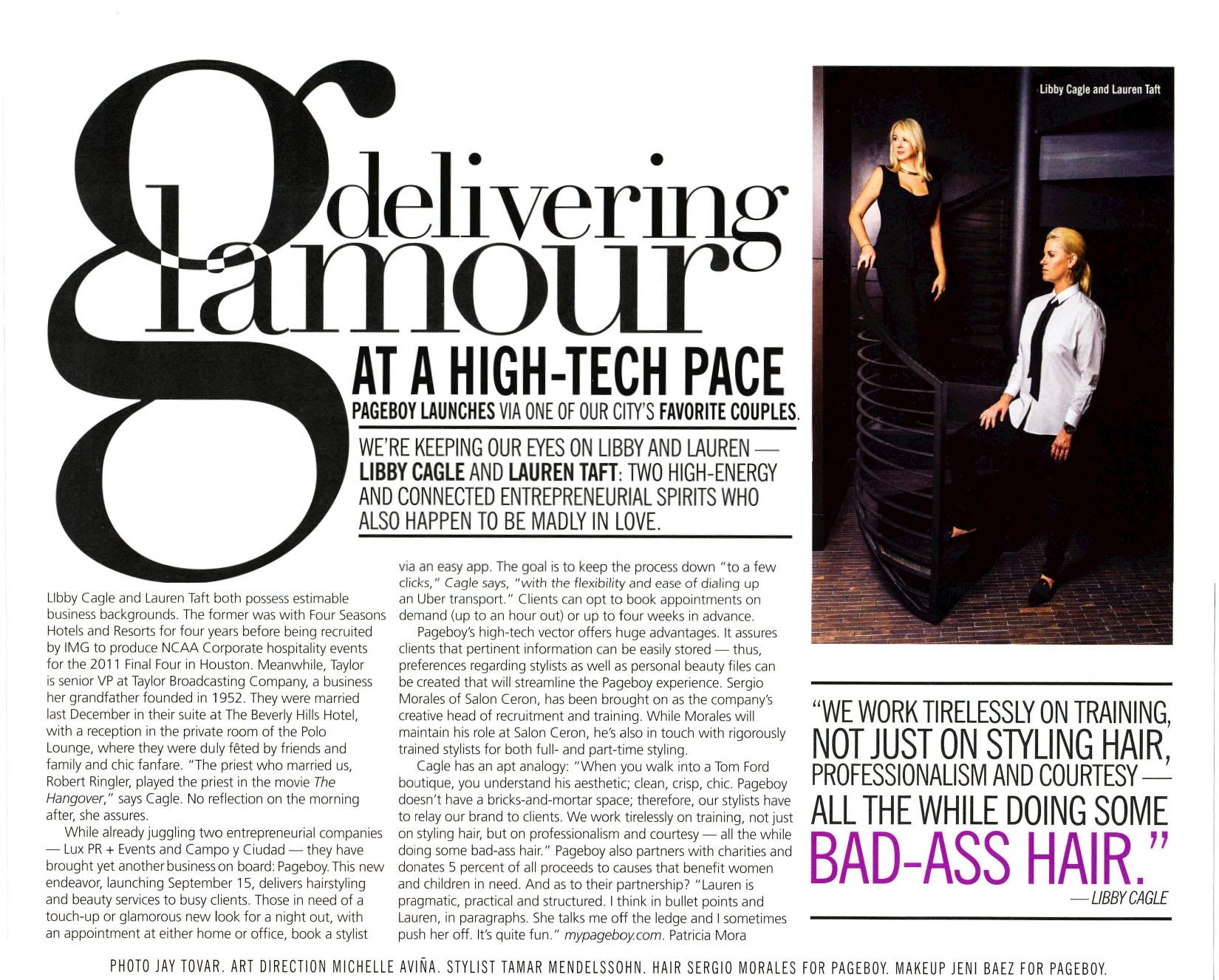 PaperCity Magazine Houston September 2015 p90