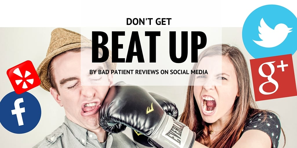 Bad Review on Social Media