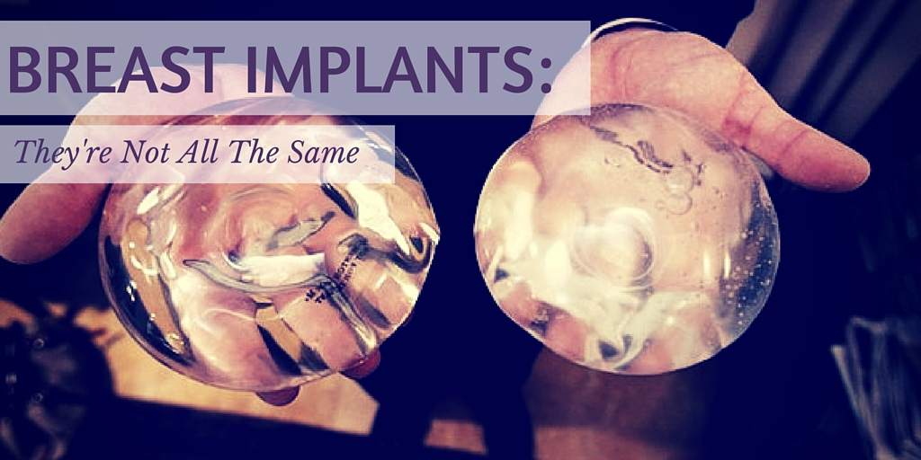 breast augmentation: implants explained