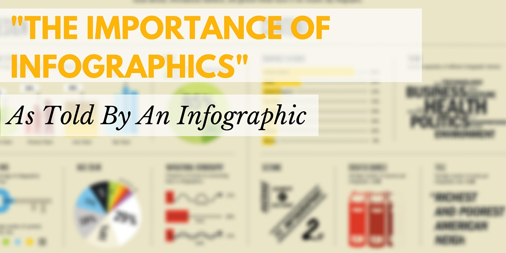 the importance of infographics: as told by an infographic