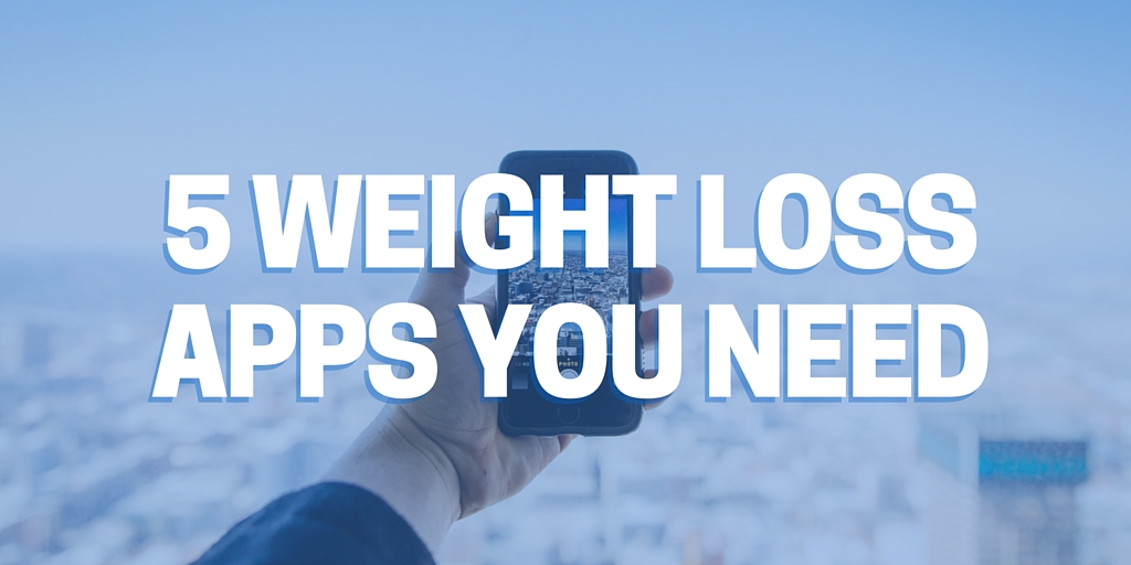 weight loss apps, how to lose weight