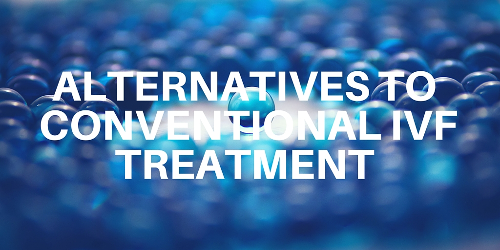 alternatives to conventional ivf treatment